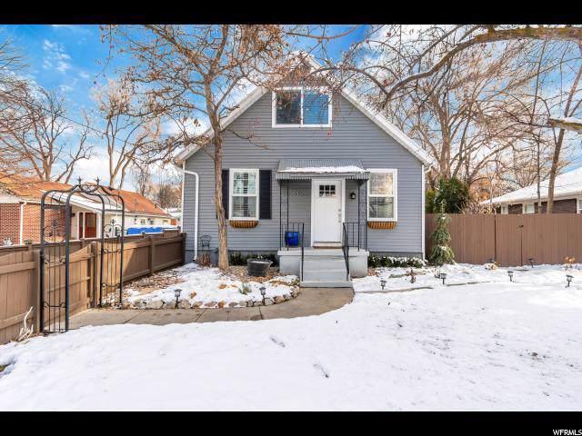 3535 S 1100 E, Millcreek, UT 84106 (#1644843) :: Big Key Real Estate