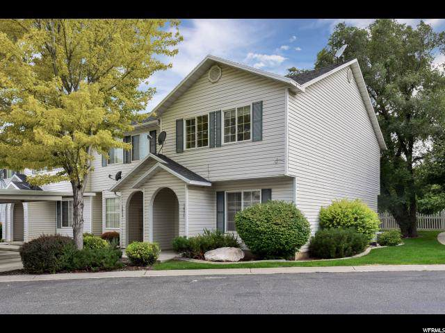 1671 Canyonwoods Dr, Ogden, UT 84404 (#1644867) :: Big Key Real Estate