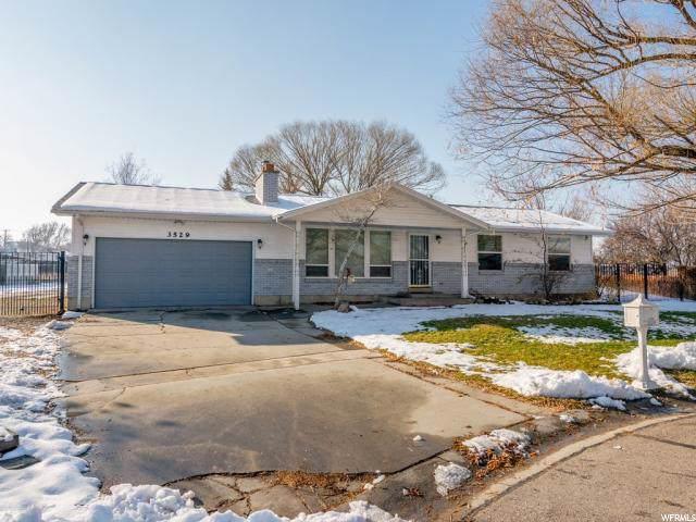 3529 Mountain View Cir, Riverton, UT 84065 (#1644874) :: Big Key Real Estate