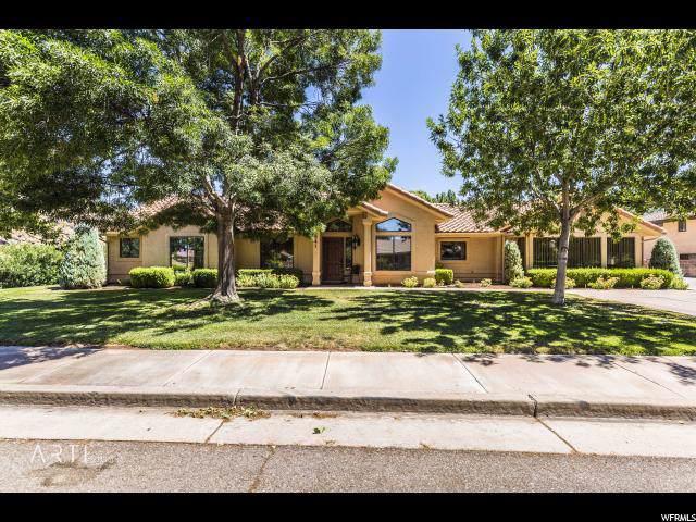 941 S 1240 W, St. George, UT 84770 (#1644875) :: Big Key Real Estate
