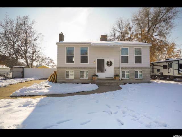 491 W 100 N, Layton, UT 84041 (#1644883) :: Big Key Real Estate
