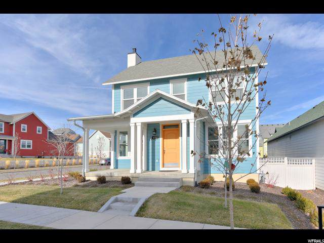 10751 S Beach Comber Way W, South Jordan, UT 84009 (#1644903) :: Colemere Realty Associates