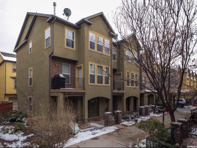 148 W Monifieth Pl, Salt Lake City, UT 84115 (#1644907) :: Colemere Realty Associates