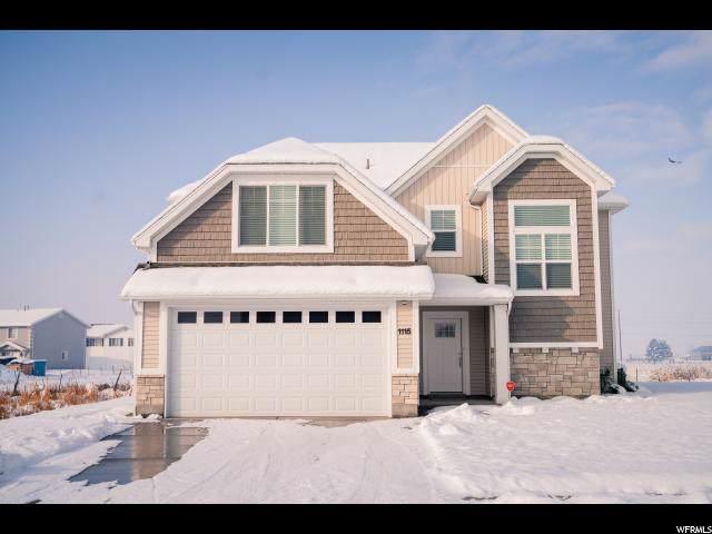1115 N 480 W, Logan, UT 84321 (#1644910) :: Big Key Real Estate