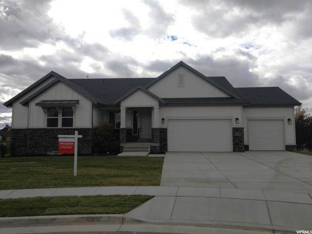 1895 W 75 S #3, Kaysville, UT 84037 (#1644924) :: Red Sign Team