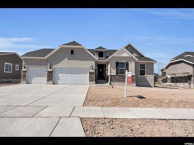 2399 N Sarus Crane Dr, Clinton, UT 84015 (#1644928) :: Doxey Real Estate Group