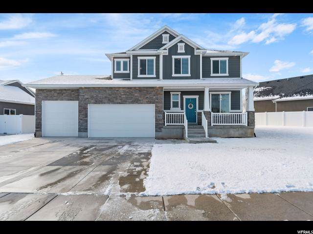 1866 S 525 W, Syracuse, UT 84075 (#1644943) :: Doxey Real Estate Group