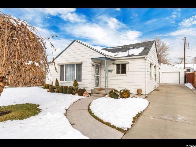 469 E Truman Ave, Salt Lake City, UT 84115 (#1644950) :: Colemere Realty Associates