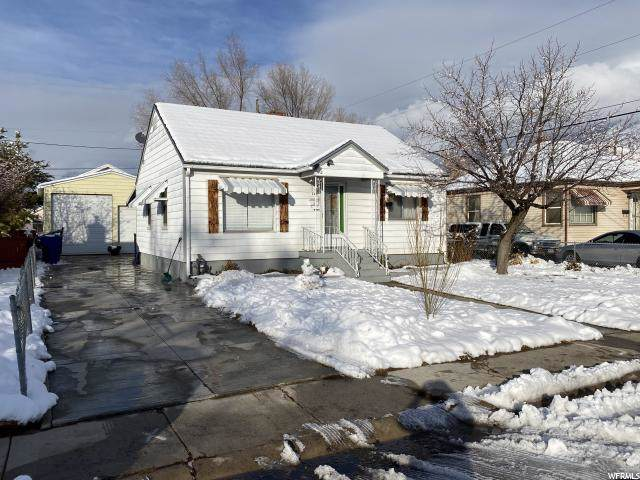 142 Gwen St, Ogden, UT 84404 (#1644955) :: Big Key Real Estate