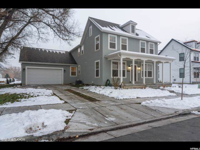 1983 W Phillips St #247, Kaysville, UT 84037 (#1644960) :: Red Sign Team