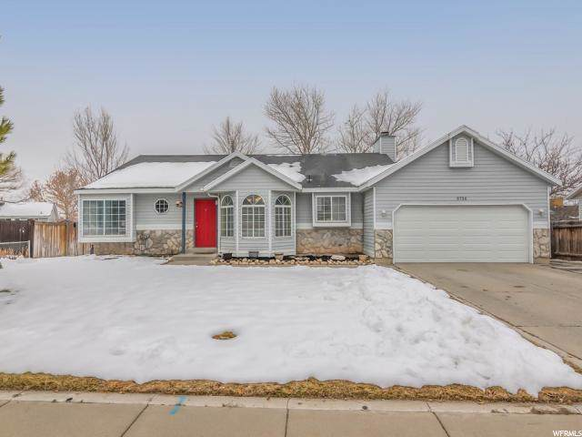 5736 W 4510 S, West Valley City, UT 84128 (#1644968) :: RE/MAX Equity
