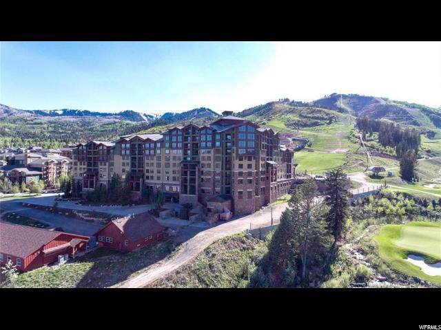 3855 N Grand Summit Dr 453Q1, Park City, UT 84098 (#1644983) :: Red Sign Team