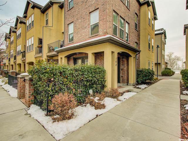 168 W Barry Links Way S, Salt Lake City, UT 84115 (#1644989) :: Colemere Realty Associates