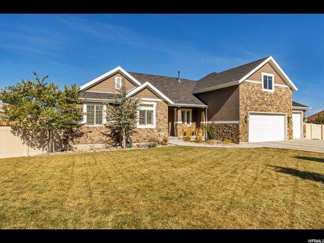 6984 W Boulder Ridge Cir, Herriman, UT 84096 (#1644992) :: The Fields Team