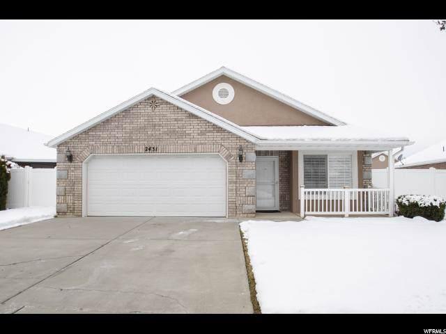2431 N Williamsburg Ave, Ogden, UT 84414 (#1645000) :: Bustos Real Estate | Keller Williams Utah Realtors