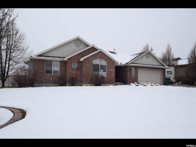 556 S Flint St W, Layton, UT 84041 (#1645026) :: Doxey Real Estate Group