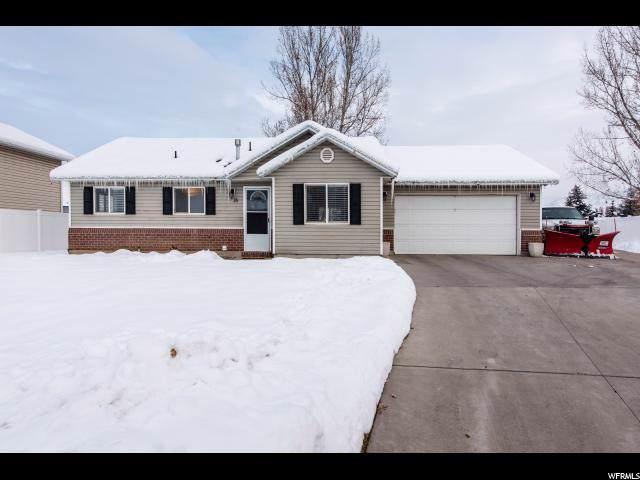 35 Crayon Ct, Logan, UT 84321 (#1645028) :: Big Key Real Estate