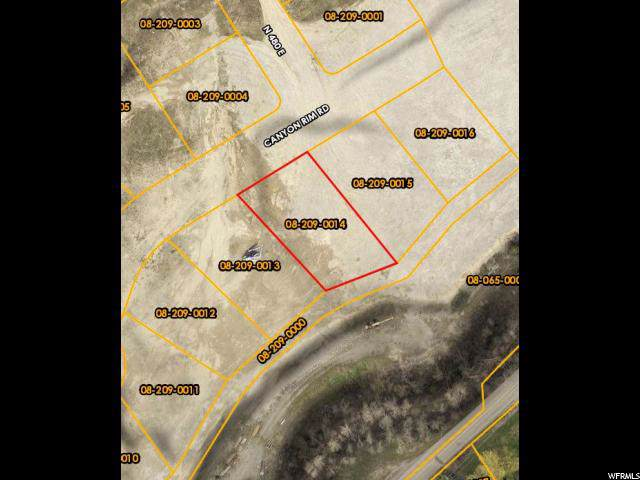 482 Canyon Rim Rd, Smithfield, UT 84335 (#1645051) :: Red Sign Team