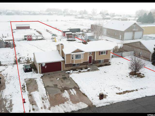 4901 W 650 N, West Point, UT 84015 (#1645073) :: Doxey Real Estate Group