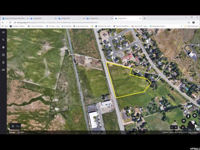 3877 N Highway 89 W, Pleasant View, UT 84414 (#1645075) :: Bustos Real Estate | Keller Williams Utah Realtors