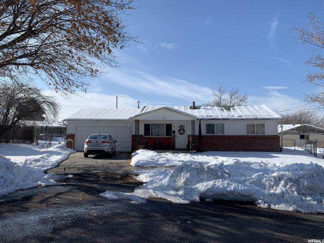 446 S 500 W, Tooele, UT 84074 (#1645077) :: Red Sign Team