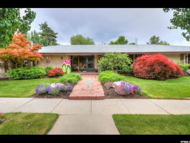 2406 E Butternut Cir, Holladay, UT 84124 (#1645084) :: Red Sign Team