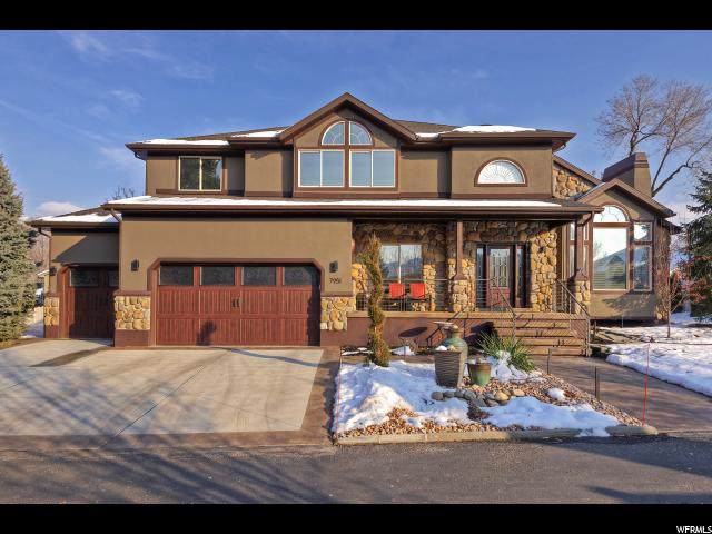 7951 S Sample Cv, Cottonwood Heights, UT 84093 (#1645092) :: Red Sign Team