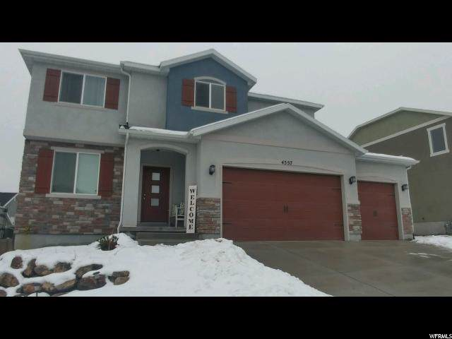 4557 W Meadow Dr, Herriman, UT 84096 (#1645110) :: Big Key Real Estate