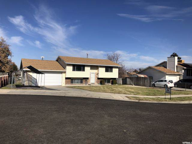 5270 W Woodgrove Cir S, West Valley City, UT 84120 (#1645115) :: RISE Realty