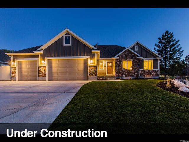 9833 N Wildflower Way #101, Eagle Mountain, UT 84005 (#1645117) :: Red Sign Team