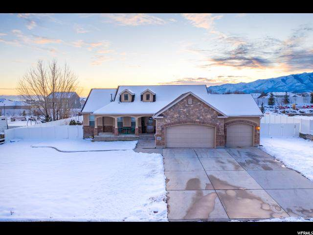 9353 N Horizon Dr, Eagle Mountain, UT 84005 (#1645132) :: Red Sign Team