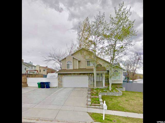 1066 E Castle Rock Rd S, Sandy, UT 84094 (#1645136) :: Red Sign Team