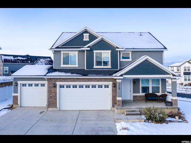1156 W Zenith Cir, Saratoga Springs, UT 84045 (#1645138) :: Colemere Realty Associates