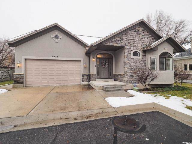 6022 S Emerald Ridge Cv, Holladay, UT 84121 (#1645140) :: Exit Realty Success