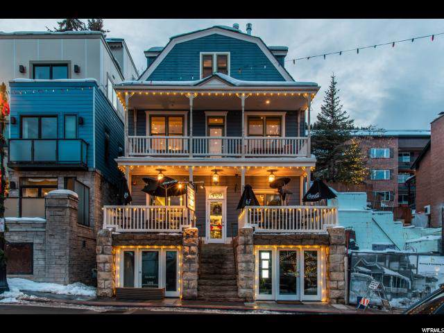 221 Main St, Park City, UT 84060 (#1645150) :: Pearson & Associates Real Estate