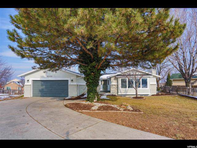9508 S Tarbert Cir, South Jordan, UT 84095 (#1645154) :: The Fields Team