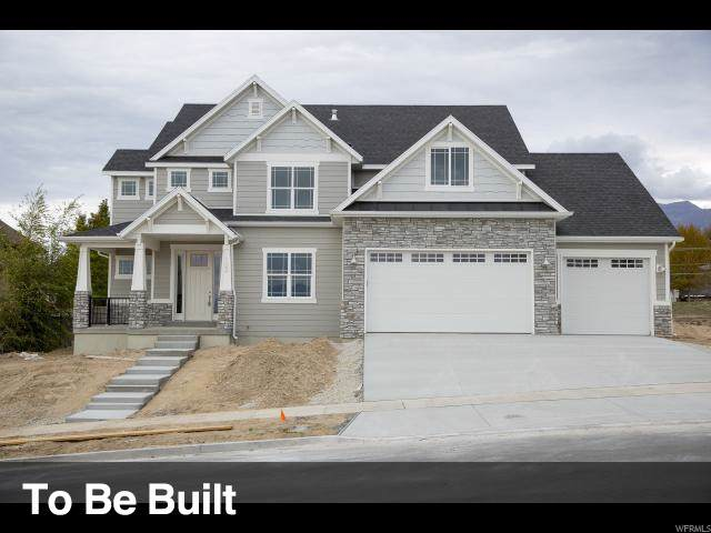 1938 E 1850 S #42, Spanish Fork, UT 84660 (#1645156) :: Big Key Real Estate