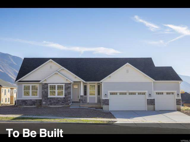 1896 E 1850 S, Spanish Fork, UT 84660 (#1645157) :: Big Key Real Estate