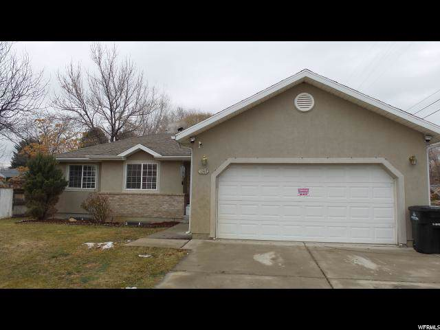 241 S 500 E, Spanish Fork, UT 84660 (#1645166) :: Keller Williams Legacy