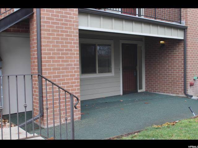 1139 E Brickyard Rd S #1402, Salt Lake City, UT 84106 (#1645173) :: Bustos Real Estate | Keller Williams Utah Realtors
