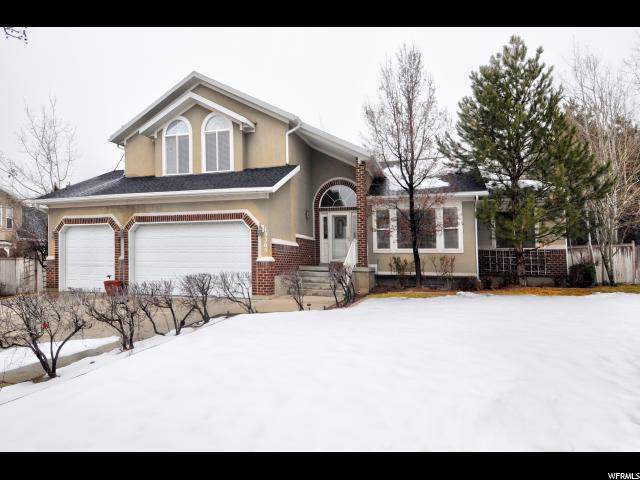 10365 S Sego Lily Dr E, Sandy, UT 84092 (#1645176) :: The Fields Team