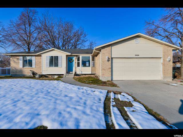 3628 W 4650 S, West Valley City, UT 84120 (#1645178) :: Bustos Real Estate | Keller Williams Utah Realtors