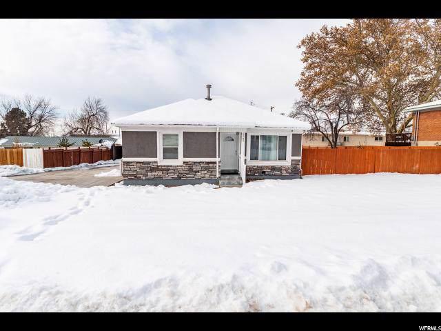 5565 S 2300 W, Roy, UT 84067 (#1645180) :: Big Key Real Estate