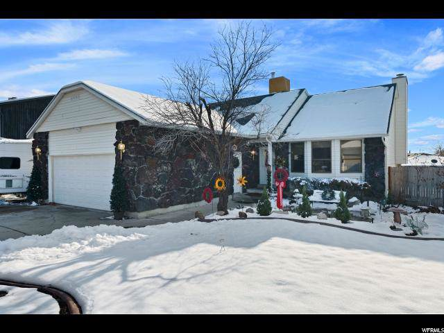 1507 W 6675 S, Murray, UT 84123 (#1645184) :: Colemere Realty Associates