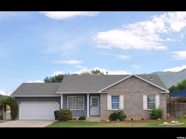 684 N 1120 E, Spanish Fork, UT 84660 (#1645186) :: Big Key Real Estate