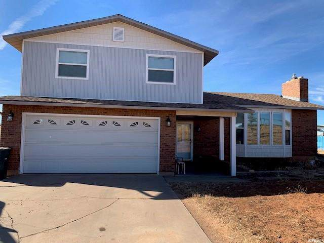 1887 N North Blue Mountain Rd, Blanding, UT 84511 (#1645189) :: Doxey Real Estate Group