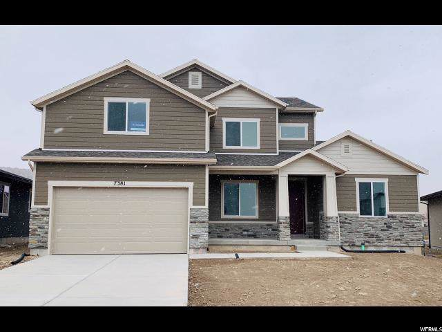 7381 N Harvest Crop Dr E, Eagle Mountain, UT 84005 (#1645201) :: Red Sign Team