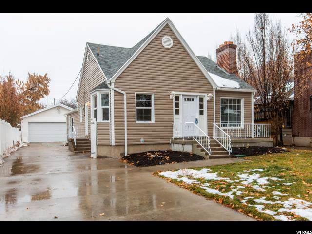 2516 S Dearborn St E, Salt Lake City, UT 84106 (#1645206) :: Bustos Real Estate | Keller Williams Utah Realtors