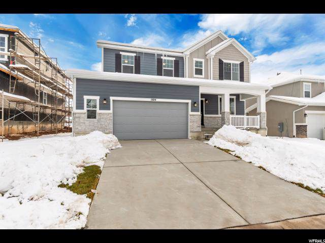 1604 E 3225 N #218, Layton, UT 84040 (#1645256) :: The Fields Team