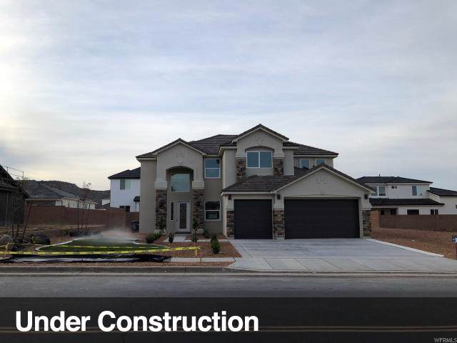 2760 E Crimson Ridge Dr, St. George, UT 84790 (#1645267) :: Red Sign Team
